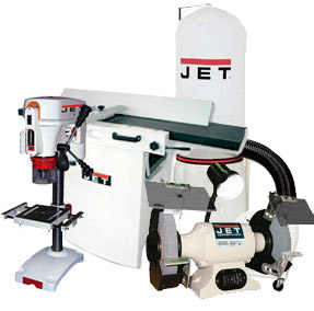 jet оборудование для дерево и металлообработки: